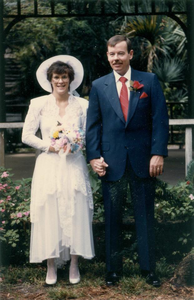 Linda Louise (Lorigan) and William Anthony Kohlruss