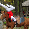 This is simply an impressive equestrian feat by this talented young Korean man.