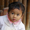 A cute local girl - Luang Prabang.