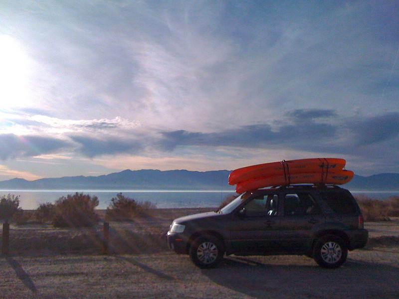 Road trip by vehicle