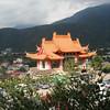 Temple - Puli, Taiwan