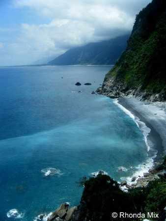 Chingshui Cliffs, Taiwan