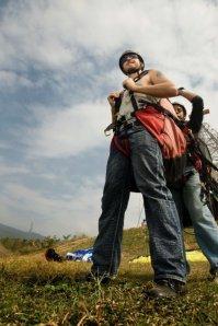 Matt Gibson Paragliding