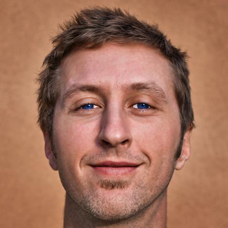 A portrait of Matt Gibson