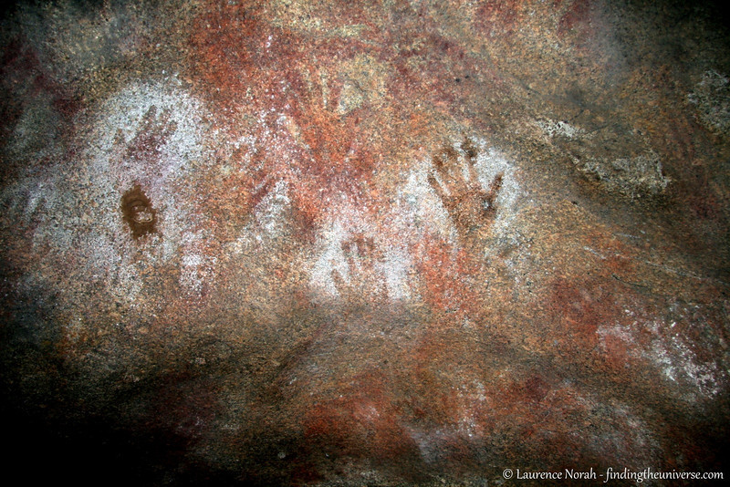 © Laurence Norah - findingtheuniverse.com : Australia is a place with an incredible cultural history, having been populated by the Aboriginal people for over 40,000 years before the white man rocked up and, well. History does not paint a pretty picture. Rock art like this can be found in all sorts of places, and it is truly fascinating stuff.