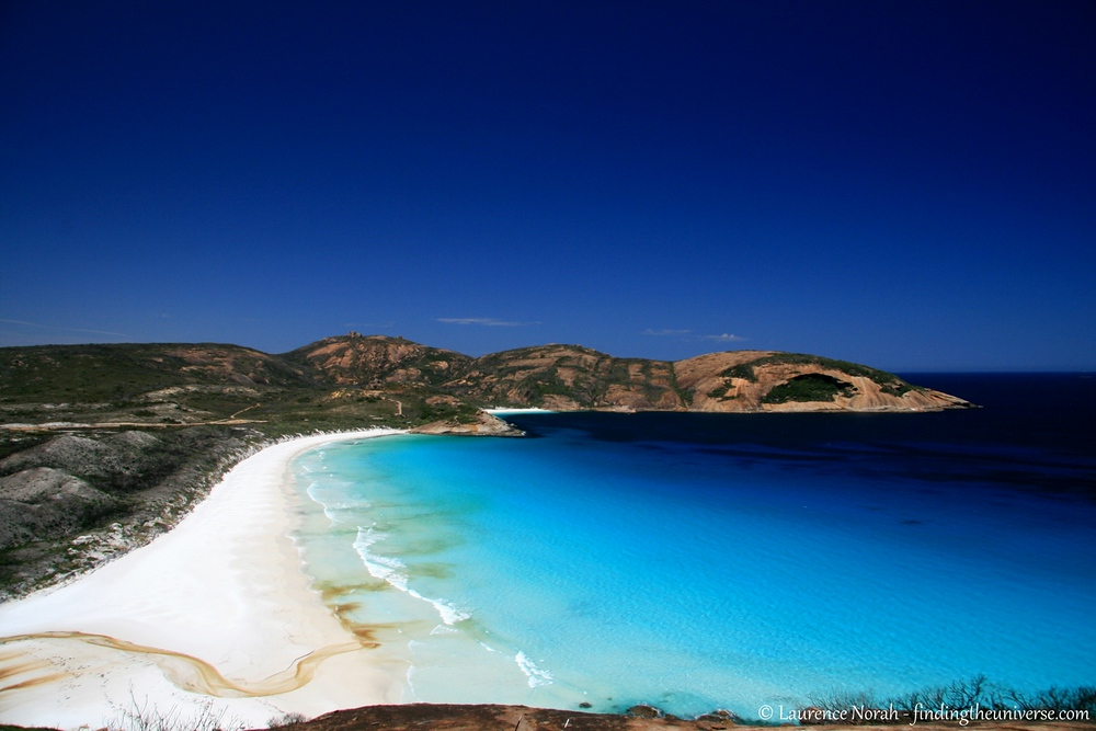Hellfire Bay : Speaking of beaches, Australia has no shortage of these, with some seriously impressive beaches to be found all around its coastline. This is Hellfire Bay in the Cape Le Grand National Park in Western Australia.