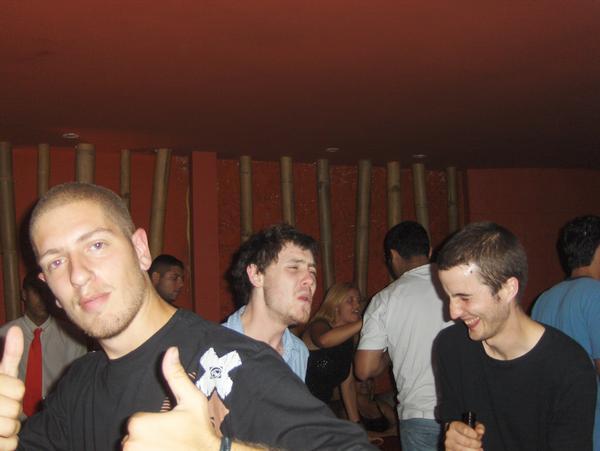Clubbing in Rio