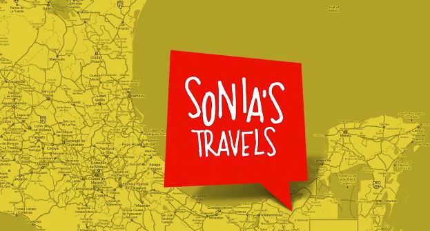 Sonia Gil (aka Sonia's Travels) heads to Coba, Mexico to learn some Mayan.