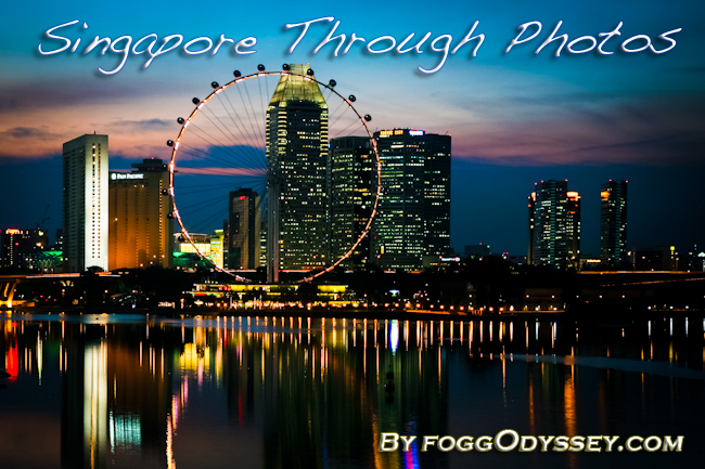 Singapore Photo Essay | FOGG Odyssey
