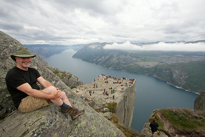 Preikestolen..... Preachers rock, Norway