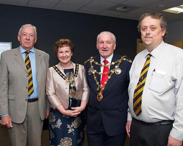 Guests - Newport RFC Hall of Fame 6/5/16