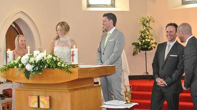 Trish and Alaric's Wedding 1610