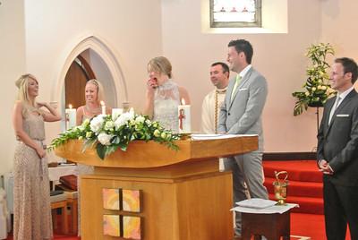 Trish and Alaric's Wedding 1611