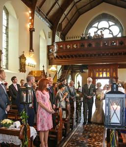 Trish and Alaric's Wedding 1593