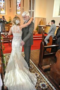 Trish and Alaric's Wedding 1594