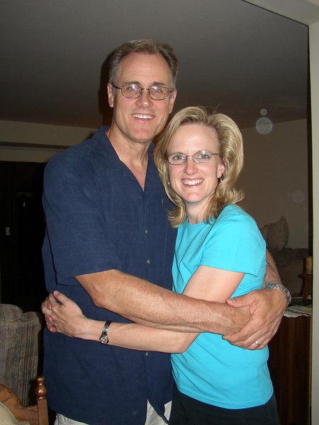 Barry & Vicki