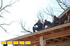 ATLANTA, GA:  Cox Cares participates in a Habitat for Humanity build on February 19, 2011. (photos by Jessica McGowan)