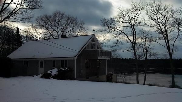 Stowaway, January 2013, John Chandler