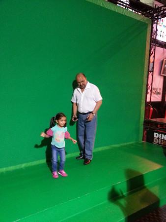 Mum & Dad in Dubai (Feb 2013)