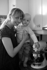 Nýjasti fjölskyldumeðlimurinn - Kitchen Aid!