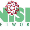 The original NISE Network logo. (circa 2006? was developed after the first Annual Meeting and after Vrylena joined the NISE Net)