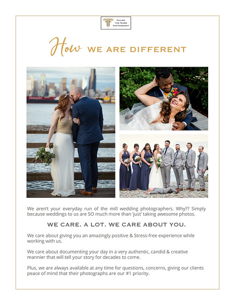 Wedding Welcome Guide (for real!) quote 5
