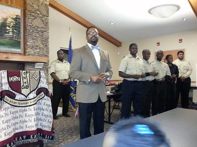 2013 Kappa Troop 1911 Merit Badge Ceremony