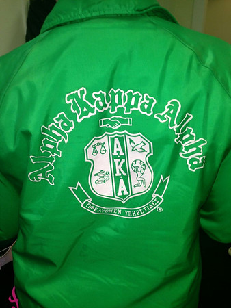 2013 Kappas at the Monthly Emerging Young Leaders AKAdemy Meeting