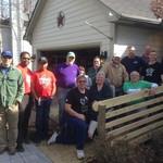 2014 Kappa Troop 1911 and GE Volunteer in Community Service