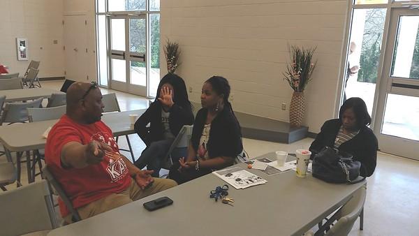 2015 Kappa Violence Prevention Workshop