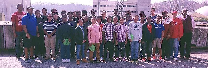2018 Kappa Knights STEM at Duke Energy  - World of Energy