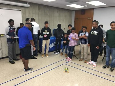 2018 Kappa Knights STEM at Duke Energy  - World of Energy