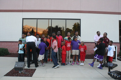 2013 Kappa Knights, League, Troop 1911 & Baseball Team attend Coaches 4 Character