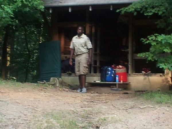 2013 Kappa Troop 1911 attend Camp Old indian (Summer)