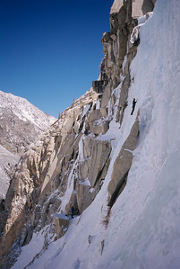 Winter Alpine Climbing Course
