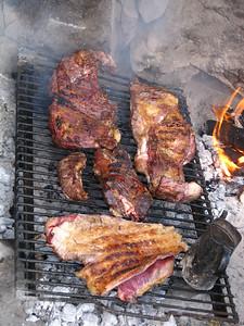 Asado (BBQ): An Argentinian staple.