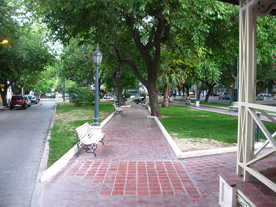 The friendly streets and parks of Mendoza offer a relaxing start to the expedition and a welcome respite afterward.