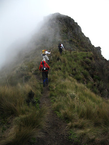 Our acclimatization peaks show off the diversity of Ecuador.