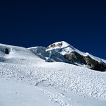 Ishinca is a spectacular snow climb to one of the best views in the range.
