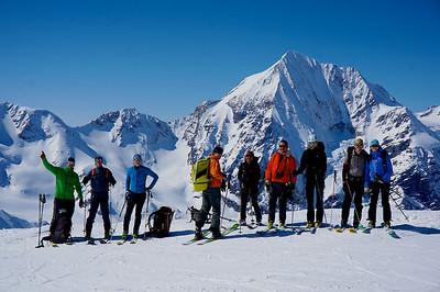 3/21/15 Ortler Ski Tour