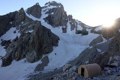 Corbet High Camp