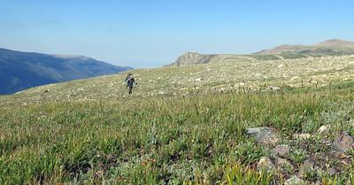 Jim on the plateau
