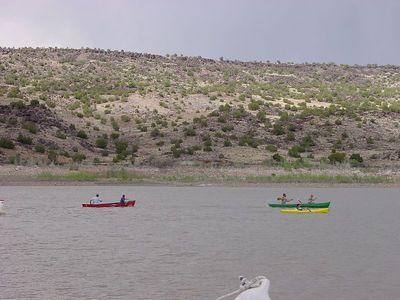 Coup Campout at Lyman Lake -- May 2002