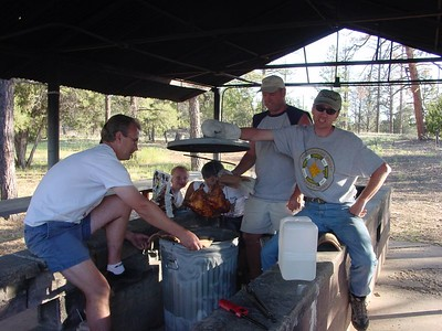 Coup at Elk's Campground -- May 2005
