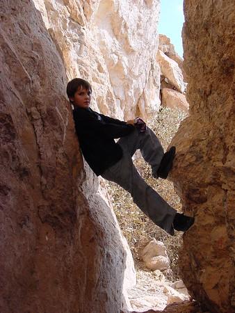 Dons Base Camp - Nov 14-16, 2003 - Navajo