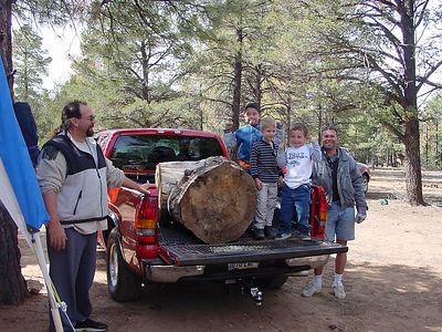 Elk's Campground - Oct 25-27, 2002