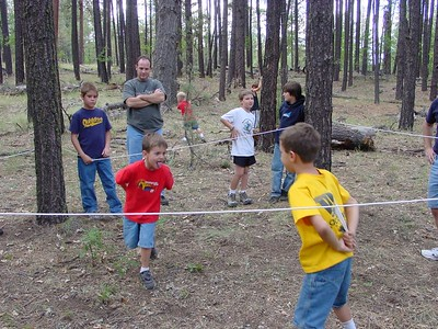 Induction Campout -- Sept 2004 -- Navajo
