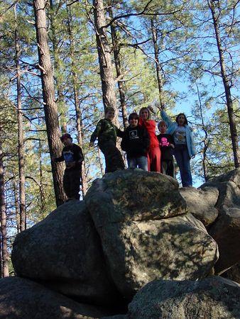 October 2004 -- Upper Wolf Creek -- Navajo