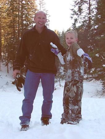 Winter Camp 2001 -- Whispering Pines -- Jan 2001