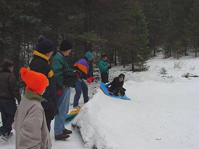 Winter Camp - Jan 2004 - Navajo